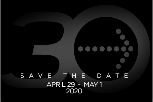NOW Church 30th Anniversary - April 29th - May 1st  - Save The Date